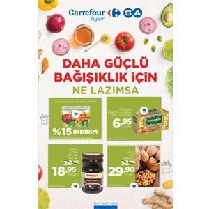 Carrefour 19 Mart-27 Mart 2020 Kataloğu