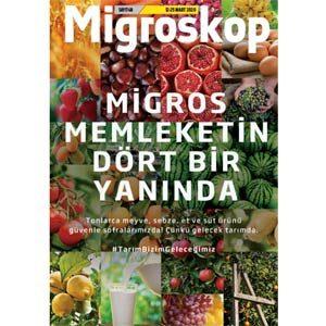 Migroskop 12 Mart-25 Mart 2020
