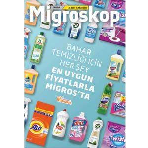 Migroskop 26 Mart-15 Nisan 2020
