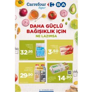 Carrefour 6 Nisan-14 Nisan 2020 Kataloğu