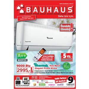 Bauhaus 20 Haziran-10 Temmuz 2020 kataloğu