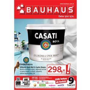 Bauhaus 7 Haziran-19 Haziran 2020 kataloğu