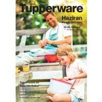 Tupperware 1 Haziran 2020 kataloğu