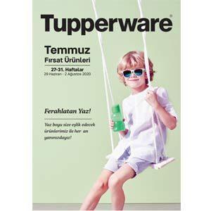 Tupperware 29 Haziran 2020 kataloğu