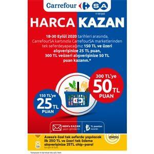 Carrefour 17 Eylül-30 Eylül 2020 Kataloğu