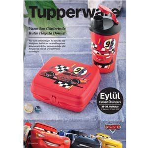 Tupperware 31 Ağustos 2020 kataloğu