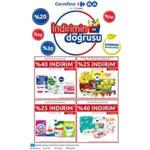 Carrefour 4 Aralık-17 Aralık 2020 Kataloğu