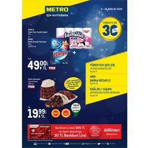 Metro Market 3 Aralık 2020