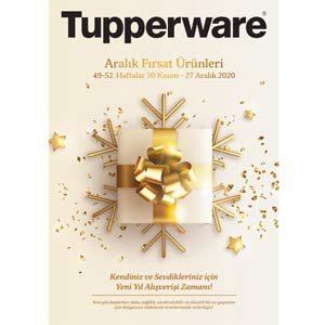 Tupperware Aralık 2020 kataloğu