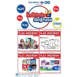 Carrefour 14 Ocak-27 Ocak 2021 Kataloğu
