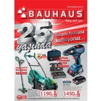 Bauhaus 24 Nisan-7 Mayıs 2021 kataloğu