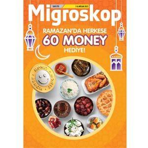 Migroskop 1 Nisan-14 Nisan 2021