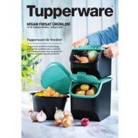 Tupperware Nisan 2021 kataloğu
